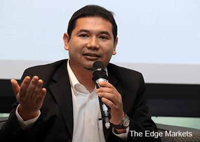 What price to save 1MDB, asks Rafizi