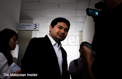 Rafizi claims BN used RM2 mil public money to fund campaigns during GE13