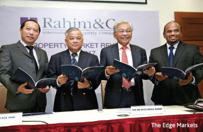 Property market set to improve