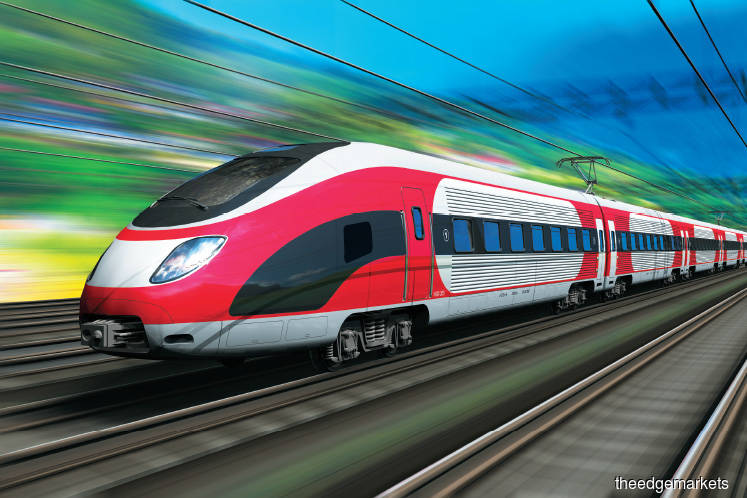The government is expected to spend about RM160 billion by 2030 on developing rail infrastructure