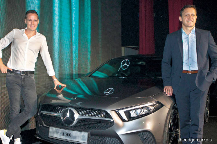 Mercedes-Benz Malaysia sold 2,944 cars in first quarter of 2019