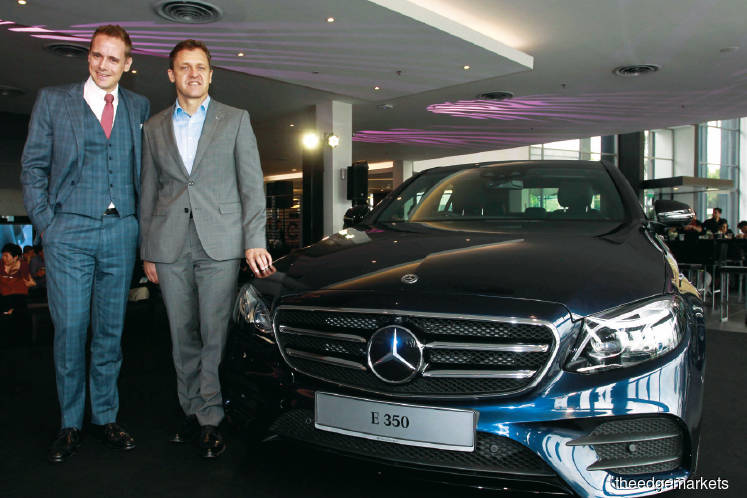 Mercedes-Benz Malaysia unveils refreshed E-Class range