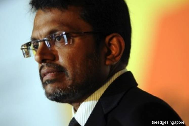 MAS chief Ravi Menon said to be shortlisted to head global financial watchdog