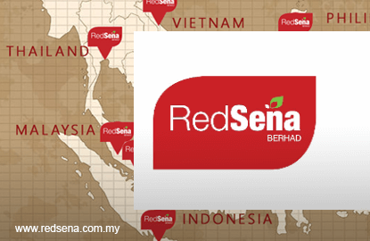 Red Sena up 1.27% on regional qualifying acquisition plan