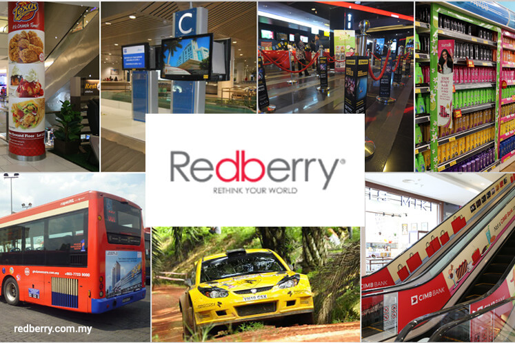Redberry could be injected into Ancom Logistics