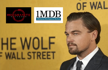 1MDB says did not fund 'The Wolf of Wall Street'