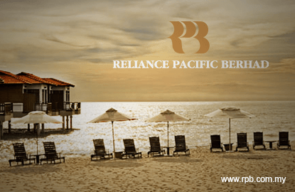 Reliance Pacific to launch RM210m worth of properties in 1Q next year
