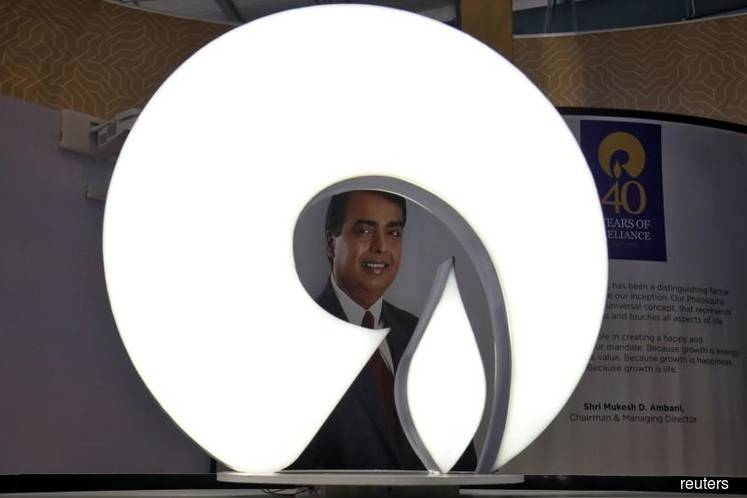India's Reliance denies report of talks to sell news assets to Times Group