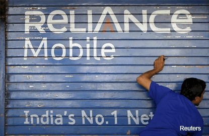 Maxis unit Aircel, Reliance to merge businesses as India telco consolidation gathers pace