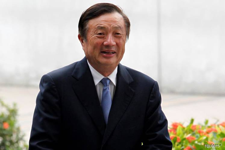 Huawei's founder wants an 'invincible iron army' to fight US