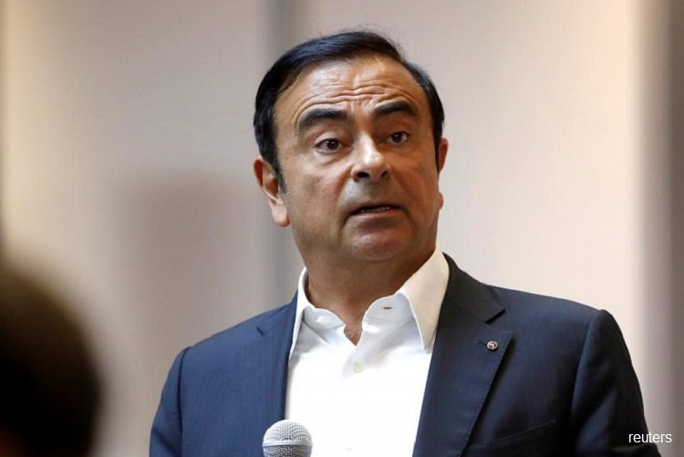 Nissan moving to fire chairman Ghosn for financial misconduct