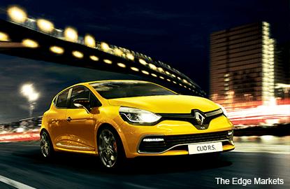 TC Euro maintains Renault prices