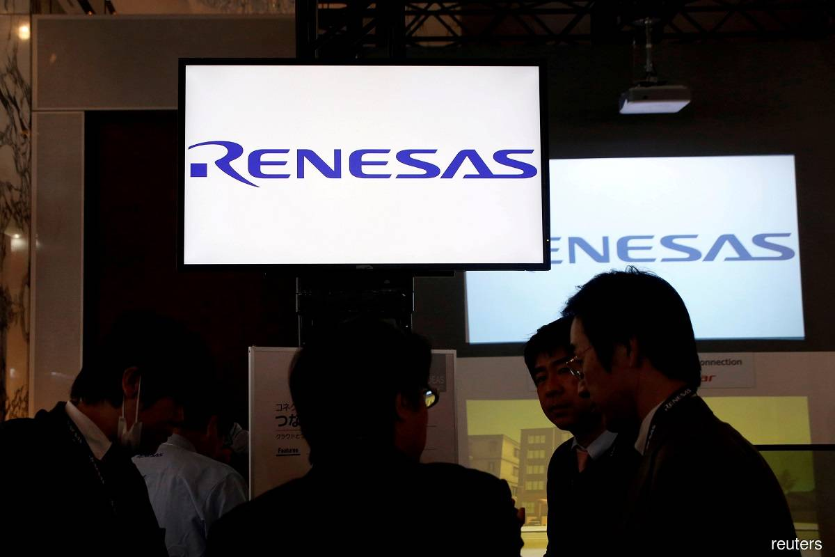 Chipmaker Renesas halts Ibaraki plant operations on quake checks