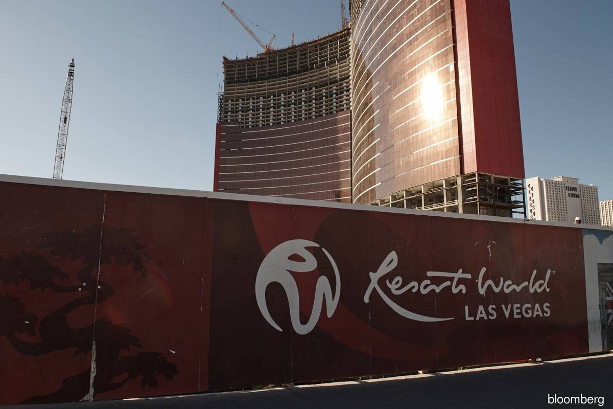 RHB raises Genting TP but cuts earnings estimates, expecting losses from Las Vegas