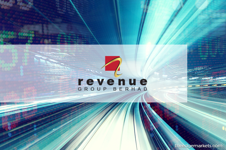Stock With Momentum: Revenue Group