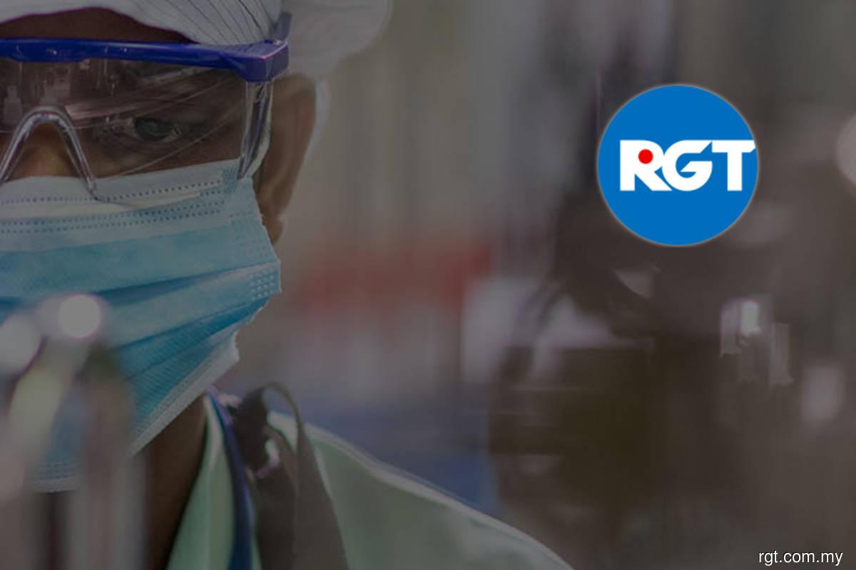RGT's 2QFY21 revenue surges 165% on hygiene care products demand