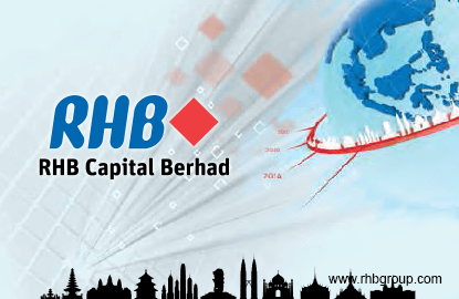 RHB Capital's 1H profit at RM1b, revenue up at RM5.34b