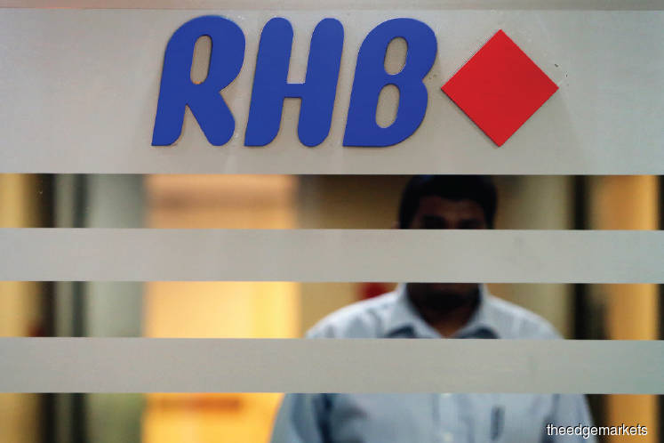 RHB sees 4.73% stake crossed at nine sen discount off-market