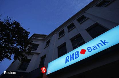 RHB's 2Q net profit down on Singapore bond impairment, declares 5 sen dividend