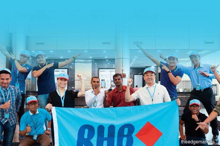 RHB Bank inspired by the spirit of camaraderie