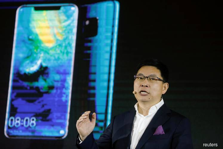 Huawei's mobile chief expects self-developed OS to be ready for market roll-out as early as year end