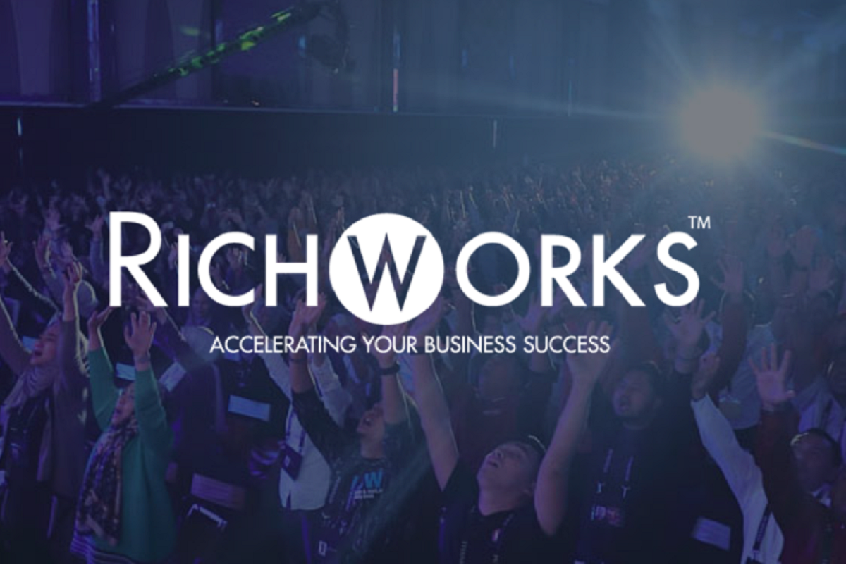 RichWorks International holds virtual weekend business seminar on weathering Covid-19, MCO impact