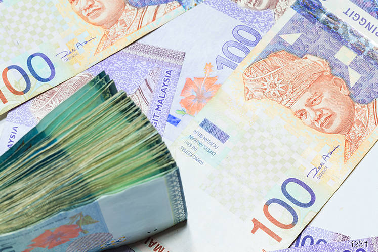 Ringgit falls to 4.22 against US dollar