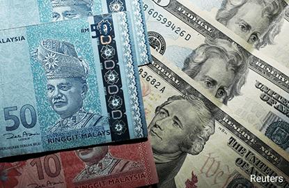汇丰:令吉兑美元企稳于4.40