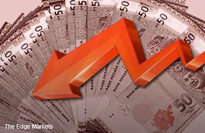 Ringgit weakens to 4.1760 vs U.S dollar, ahead of U.S. jobs data