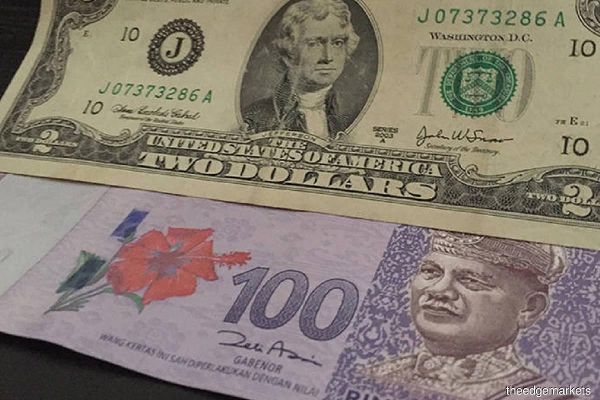 Ringgit opens flat against US dollar