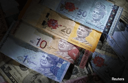 Ringgit weakens to 4.4823 against US dollar on US rate hike prospect