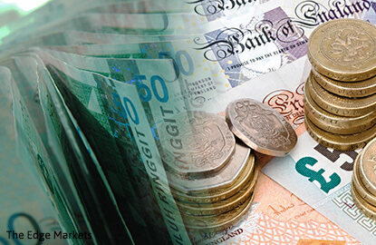 Ringgit stronger against British pound amid 'hard' Brexit