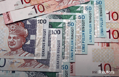 Ringgit one of the most vulnerable in Asia