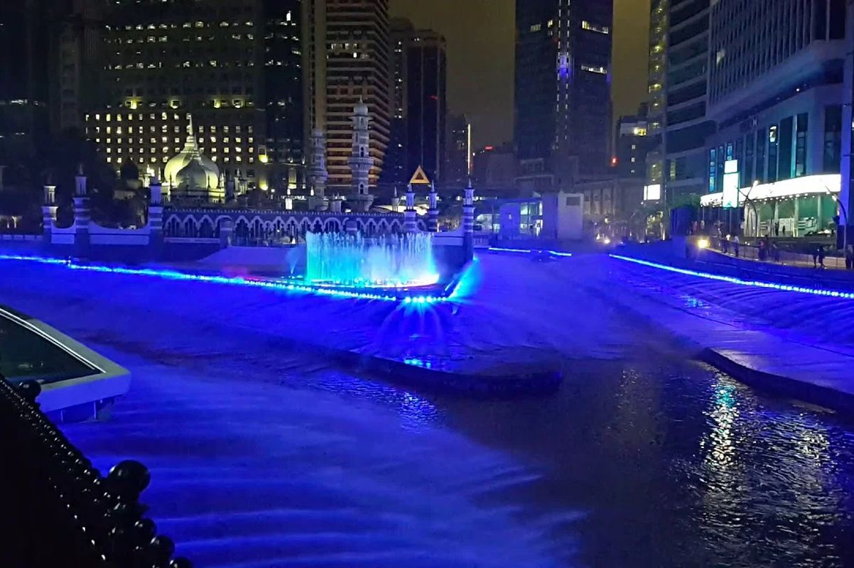 River of Life, Blue Pool revived as city attractions — Shahidan