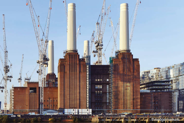 Life at Battersea Power Station