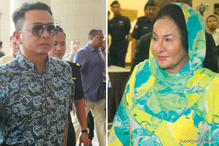 Mention for Rosmah, Rizal's cases postponed to May 3
