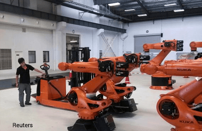 Asia Pacific spending on robotics set to double by 2020