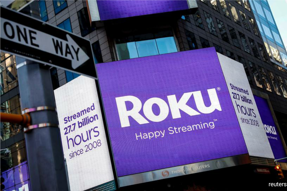 Quibi in talks to sell content catalogue to Roku