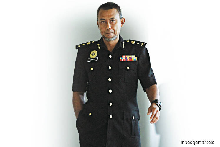 Sarawak Report 2015 expose triggered SRC probe