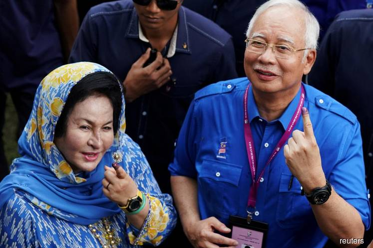 Najib and Rosmah want to inspect RM10m worth of watches, handbags but...