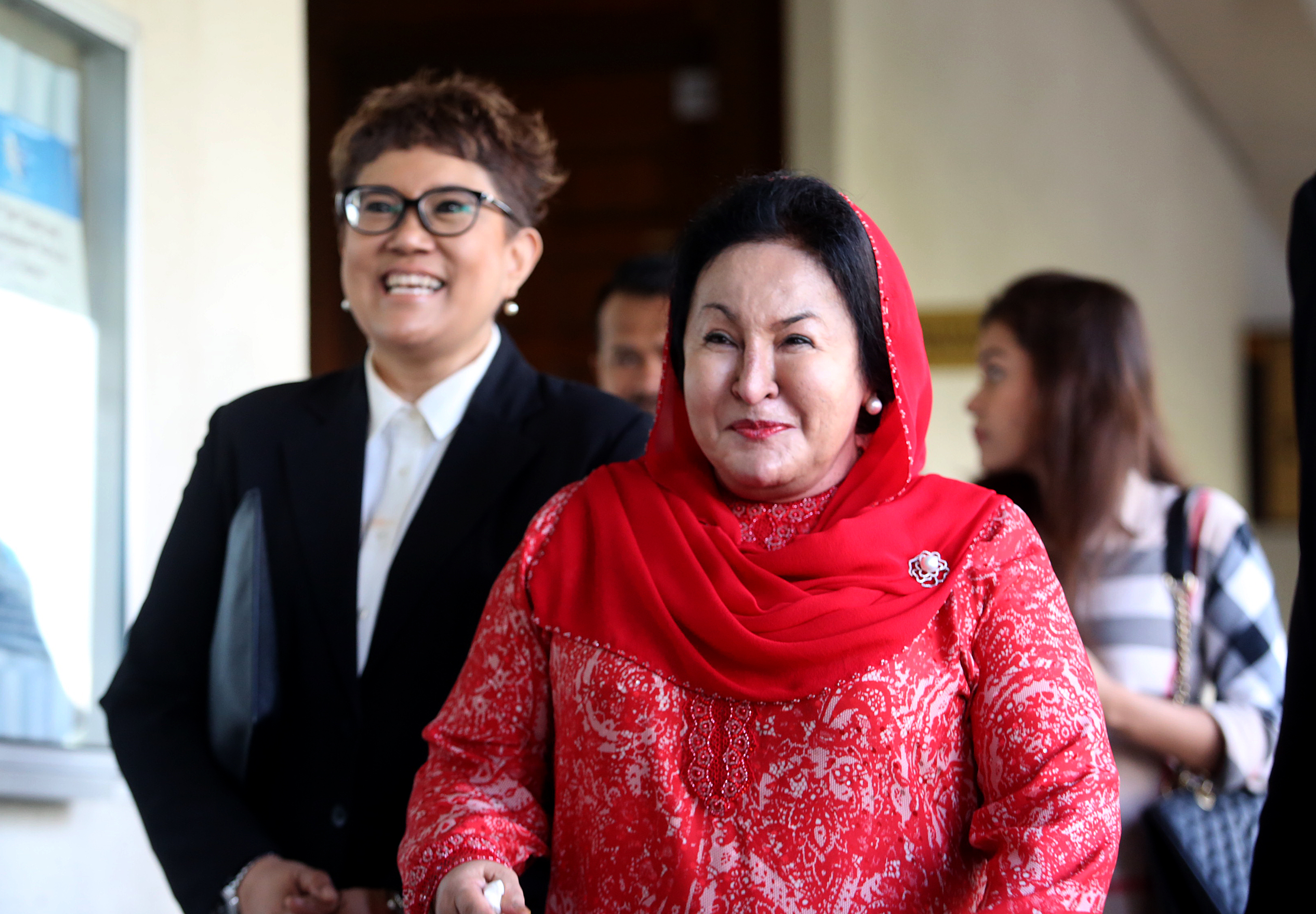 Rosmah told to attend case management on July 24