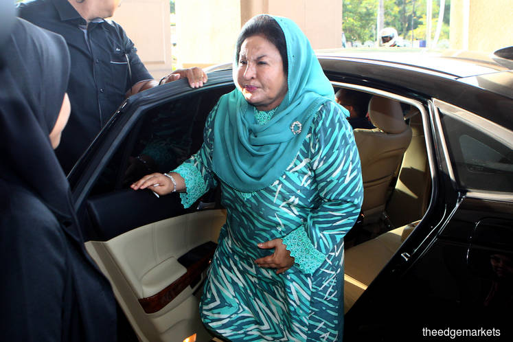 Rosmah to declare assets after High Court dismissed strike-out application
