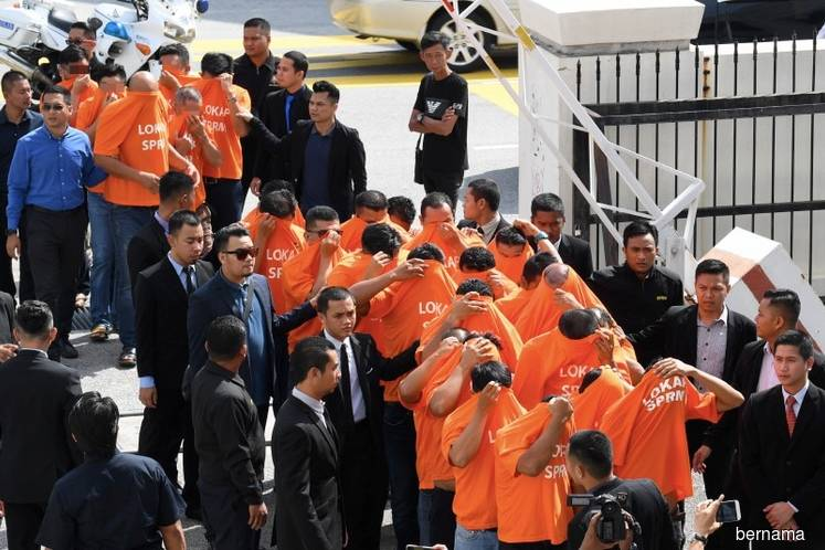 Penang RTD's operations not affected by detention of 24 enforcement officers