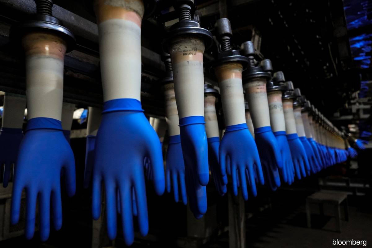 Four more companies plan to join the rubber glove makers club
