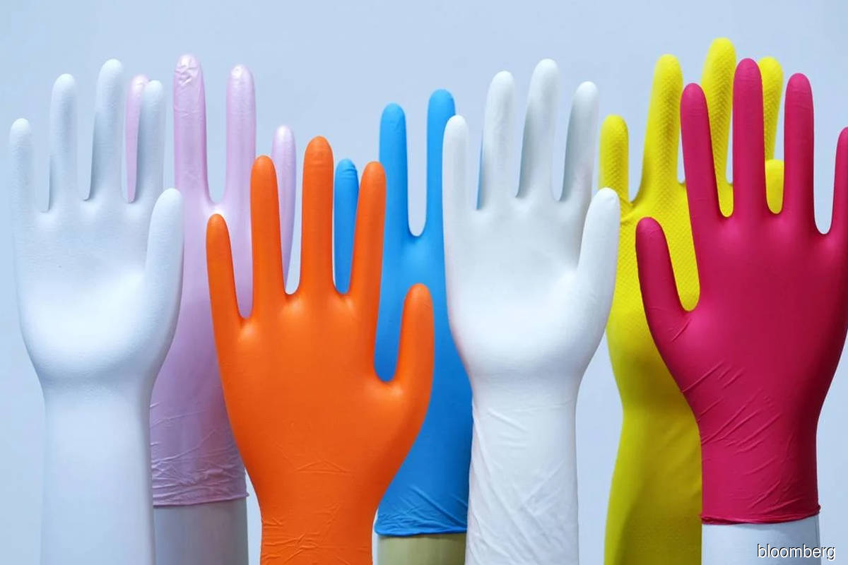 Glove stocks continue to see buying interest