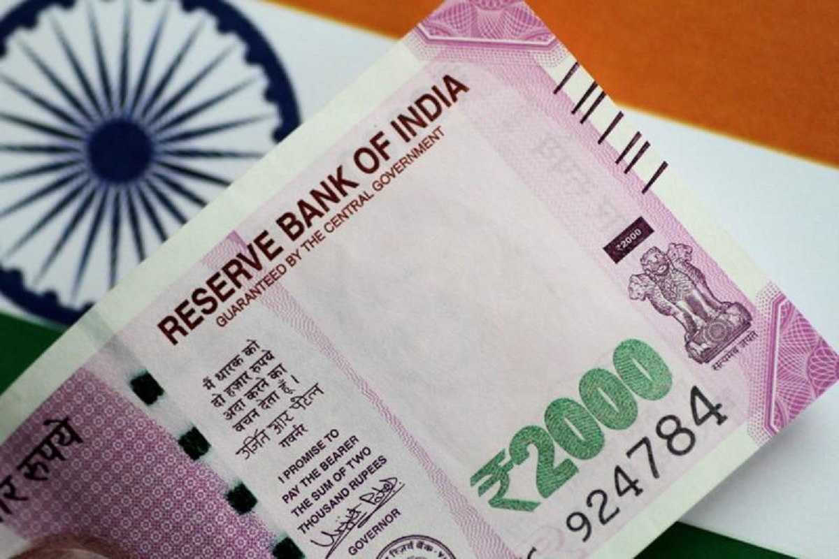 Indian rupee hits eight-month low as virus cases skyrocket