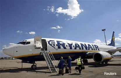 Ryanair remains the world's favourite airline in 2015, says IATA