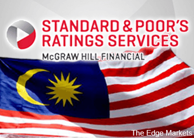 S&P: Ringgit's decline won't rattle major Malaysian firms