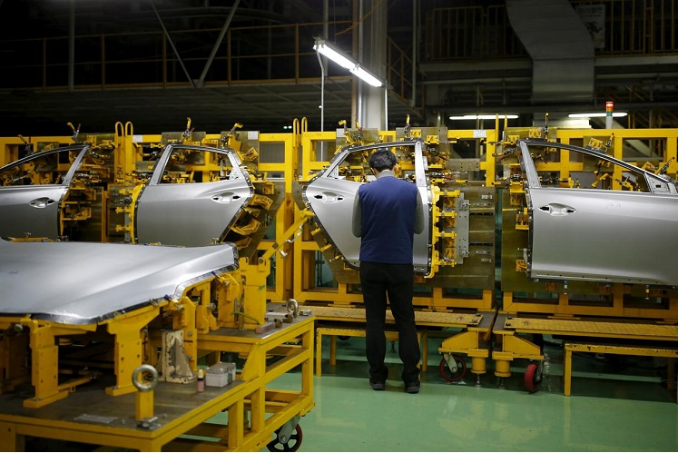 Pandemic slams Asia's factories, activity hits financial-crisis lows