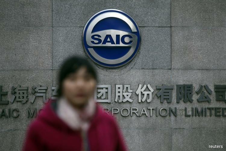 SAIC Motor has partnerships with Volkswagen and General Motors. (Photo by Reuters)